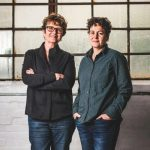 Fran Dunaway and Naomi Gonzalez, Co-founders of TomboyX